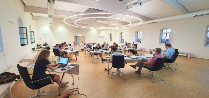 Sitzung Gemeinderat Willstätt
