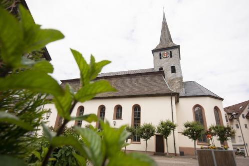 Evangelische Kirche in Hornberg