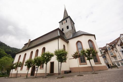 Evangelische Kirche Hornberg