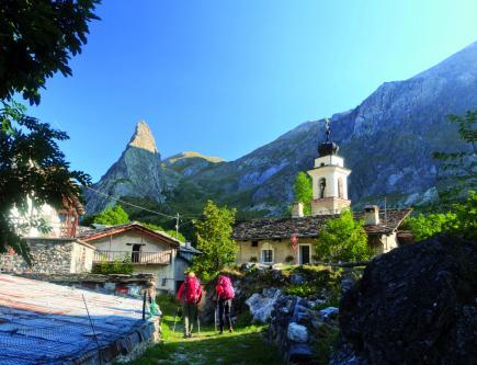 TUI Alpenübergang