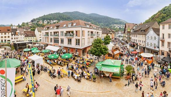 Hornberger Stadtfest 2018