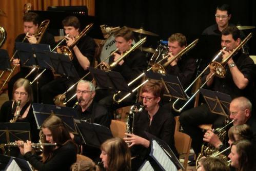 Jahreskonzert des Musikvereins Harmonie Schapbach
