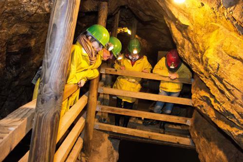 Besucherbergwerk Grube Wenzel in Oberwolfach