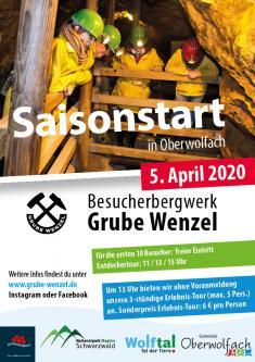Saisonstart Grube Wenzel