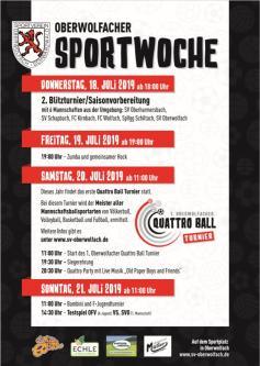 Oberwolfacher Sportwoche