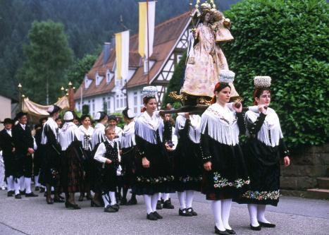 Festgottesdienst - Skapulierfest